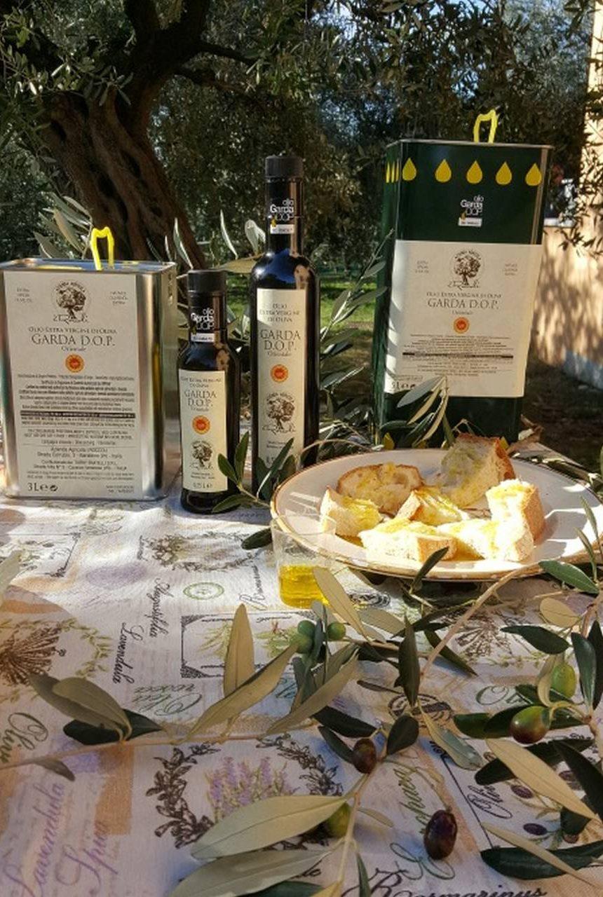 Azienda agricola I Roccoli | Produzione Olio Extravergine d'oliva DOP del Garda